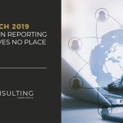 Budget Speech 2019 - OECD's Common Reporting Standards Leaves No Place To Hide
