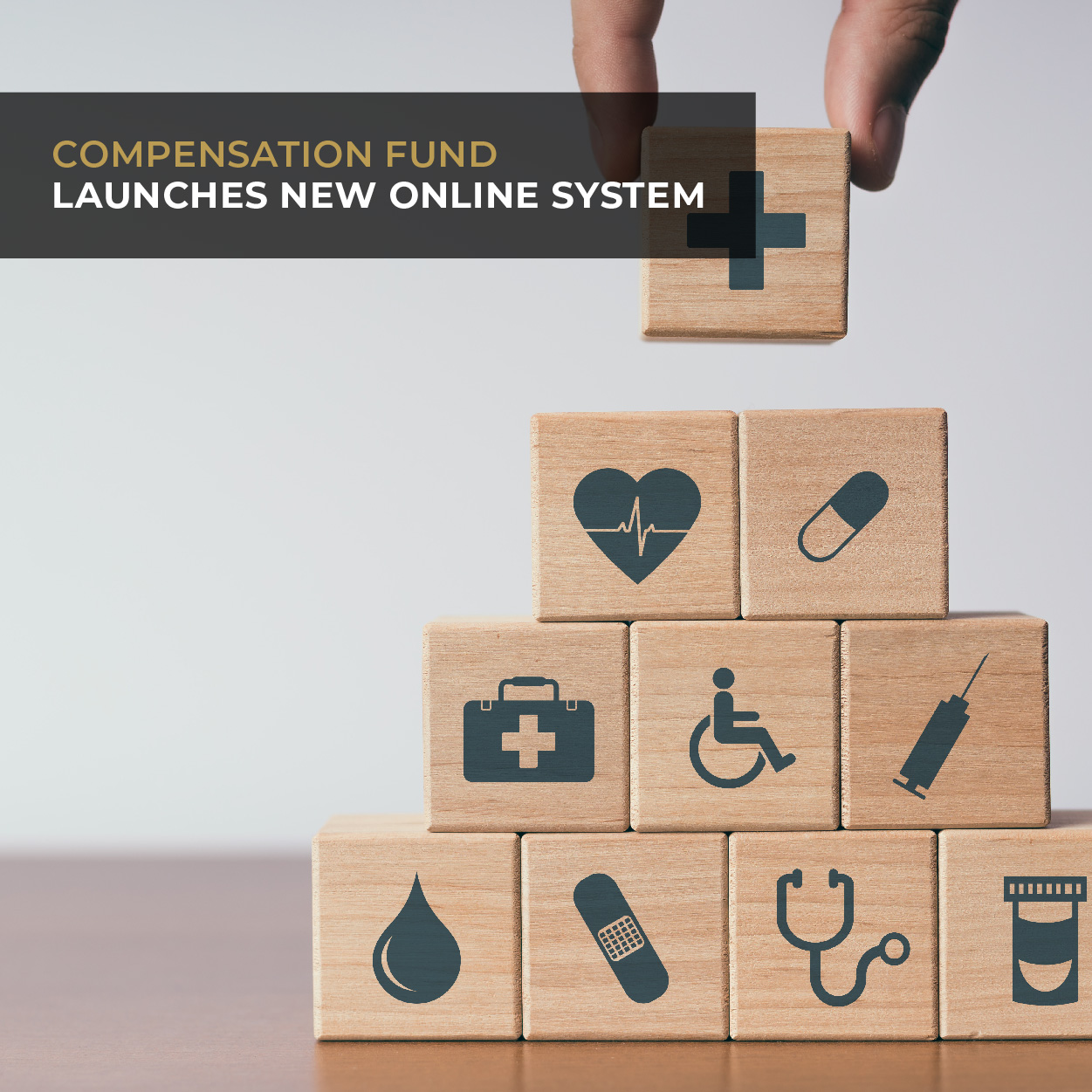 Compensation fund launches new online system