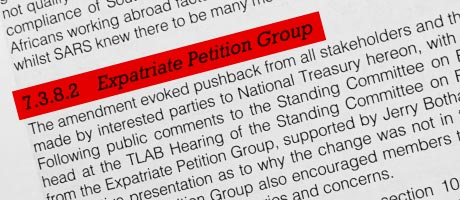Expatriate Tax Textbook - Expatriate Petition Group