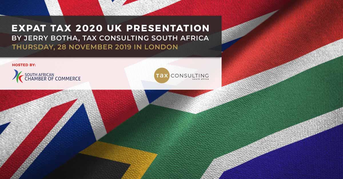 Expat Tax 2020 UK Presentation