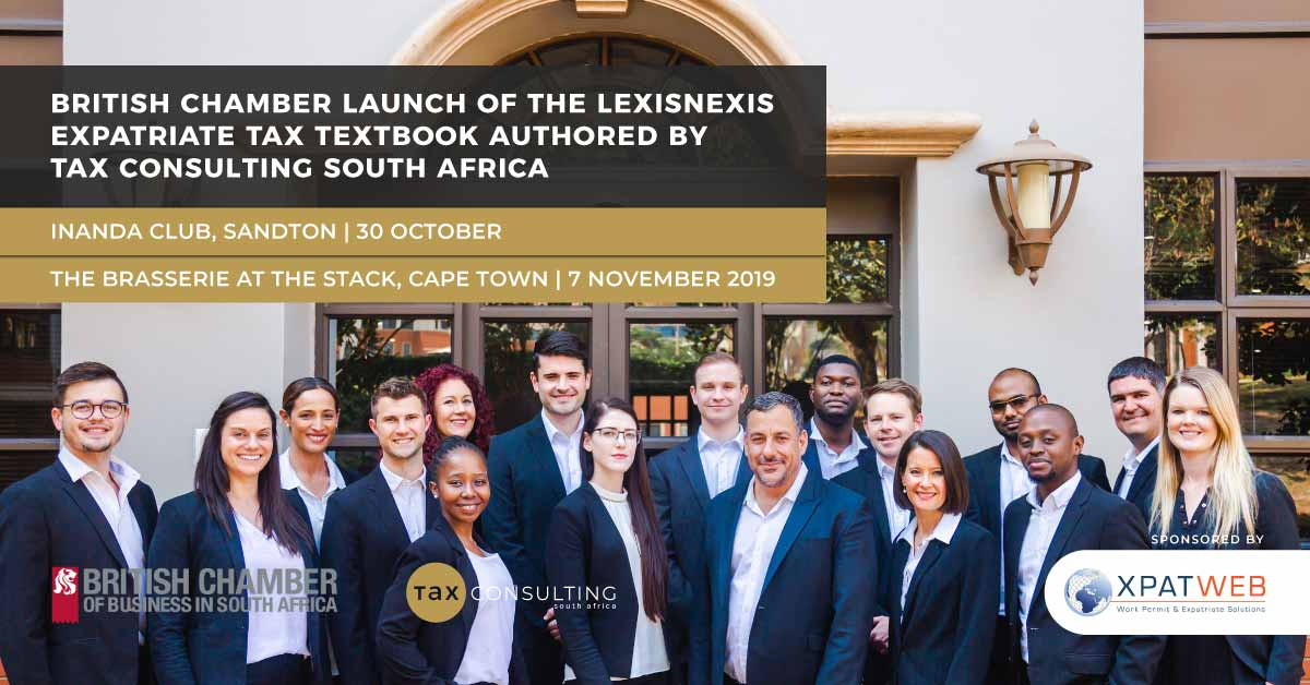 British Chamber Launch of the LexisNexis Expatriate Tax Textbook