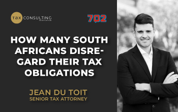 How many South Africans disregard their tax obligations
