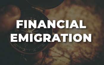 Financial Emigration