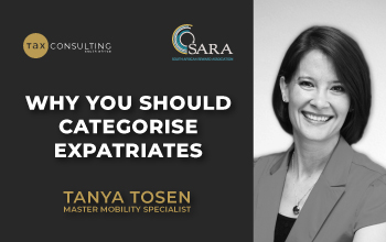 Why you should categorise expatriates