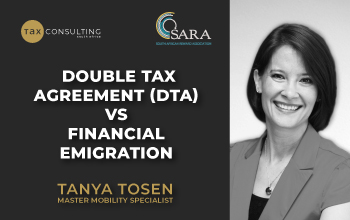 Double Taxation Agreement vs Financial Emigration