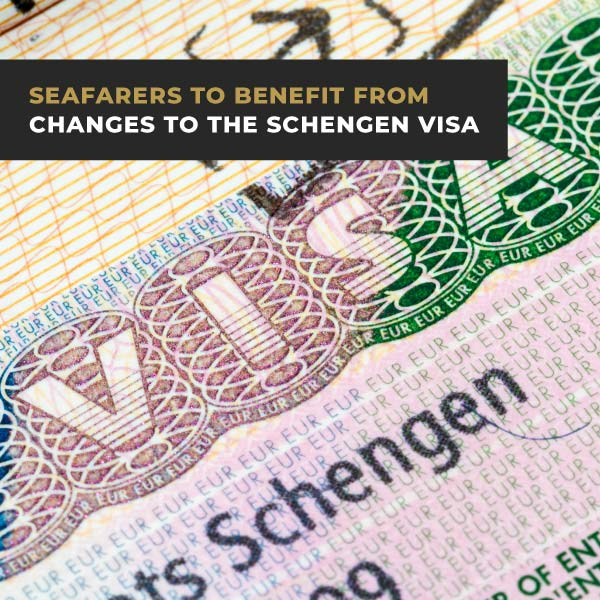 Seafarers to benefit from changes to the schengen visa-TC website