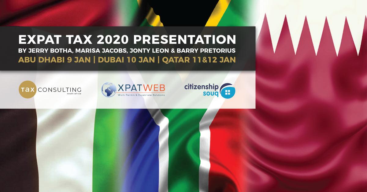 UAE Event Dates January 2020