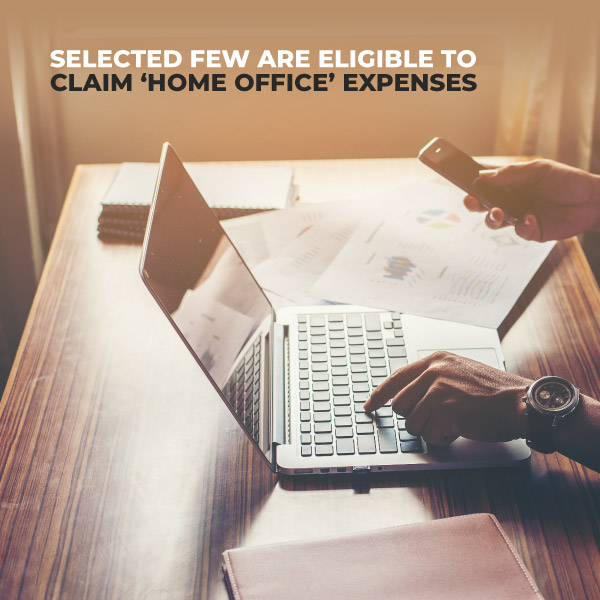 Selected-Few-Are-Eligible-To-Claim-Home-Office-Expenses