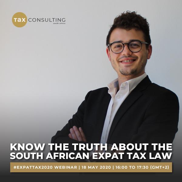 South African Expatriate Tax Webinar