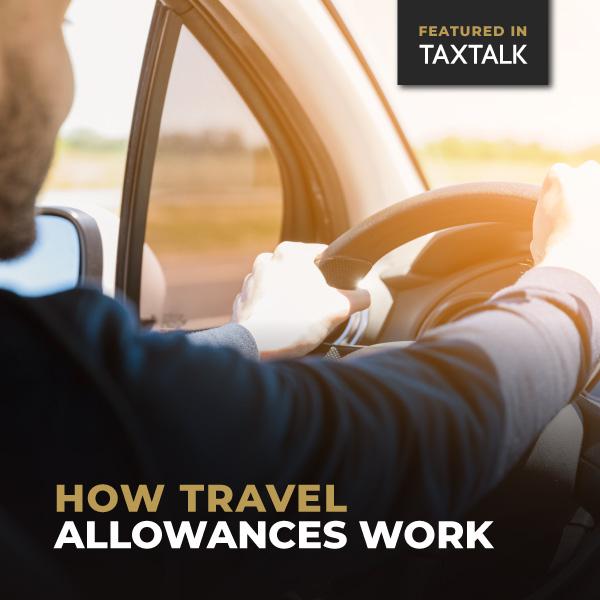How Travel Allowances Work
