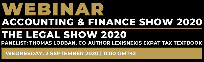 Accounting and Finance Show SA 2020