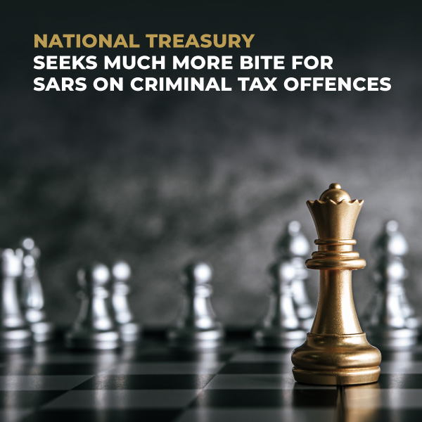 National-Treasury-Seeks-Much-More-Bite-For-SARS-on-Criminal-Tax-Offenses-TC