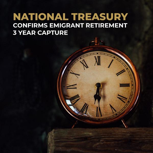 National-Treasury-confirms-emigrant-retirement-3-year-capture