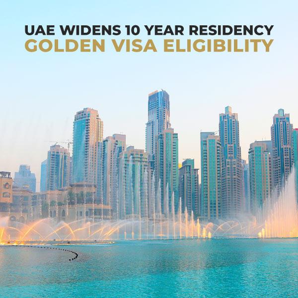 UAE-widens-10-year-residency-golden-visa-eligibility
