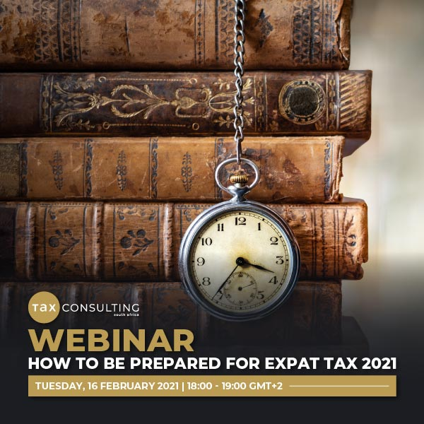 How To Be Prepared For Expat Tax 2021