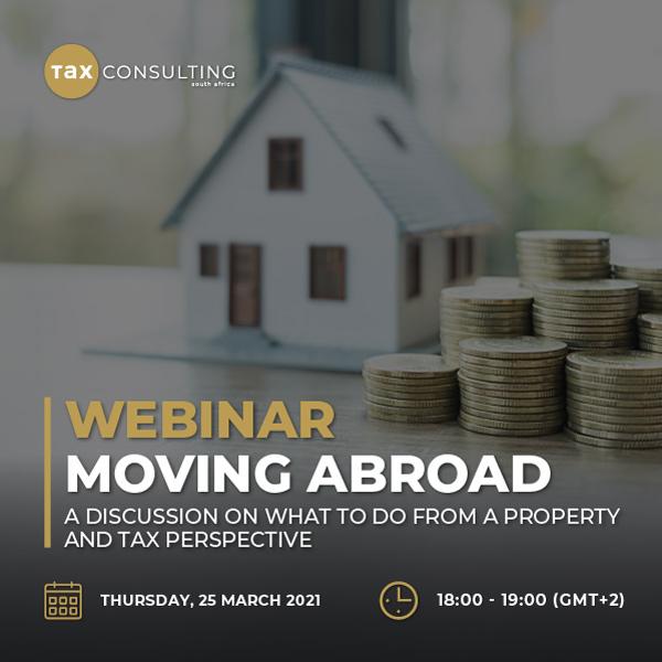 Moving Abroad Webinar