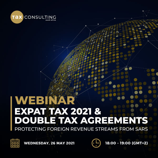Expat Tax 2021 and Double Tax Agreements