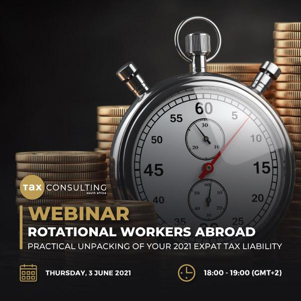 Rotational Workers Webinar