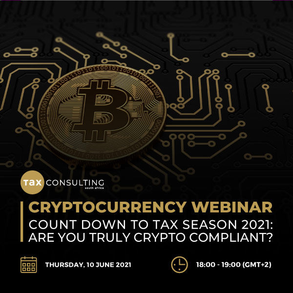 Cryptocurrency Count Down To Tax Season 2021