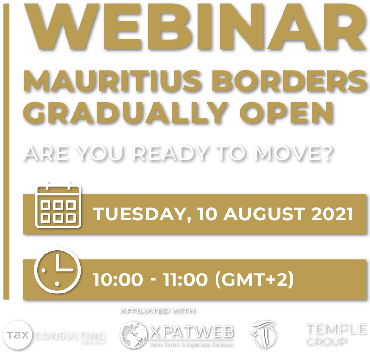 Mauritius Borders Gradually Open