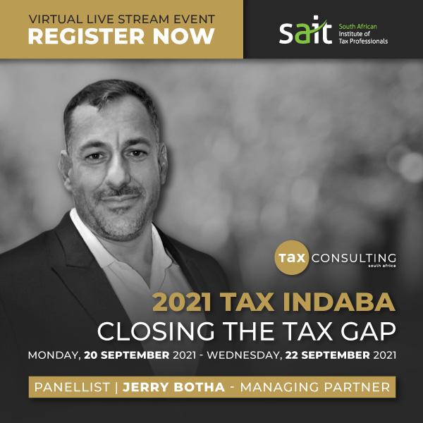 2021 Tax Indaba